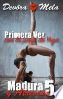 Primera vez con la profe de yoga