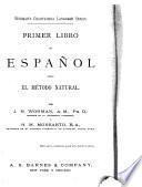 Primero libro de español segun el método natural