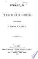 Primero y segundo curso de portugués con la Clave de temas arreglados