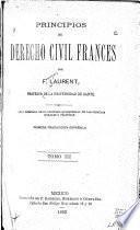 Principios de derecho civil frances
