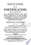 Principios de fortificación