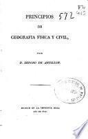 Principios de geografía física y civil