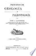 Principios de geología y paleontología