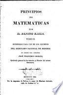Principios de matemáticas