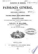 Principios de medicina ó Patología general