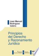Principios del derecho y razonamiento jurídico