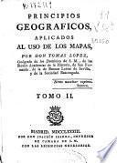 Principios geográficos aplicados al uso de los mapas
