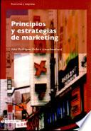 Principios y estrategias de marketing