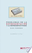 Problemas de la representación y la representatividad