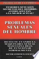 Problemas sexuales del hombre