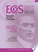 Problemas Teóricos, Metodológicos y de las Prácticas Profesionales - ECOS 4