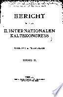 Proceedings of the International Congress of Refrigeration