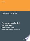 Procesado digital de señales - I