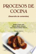 PROCESOS DE COCINA (Desarrollo de contenidos).