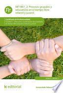 Procesos grupales y educativos en el tiempo libre infantil y juvenil. SSCB0211