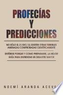 PROFECÍAS Y PREDICCIONES