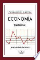 Programación Didáctica Economía
