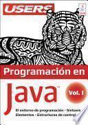 Programacion en JAVA I