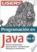Programación en JAVA IV