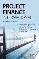 Project Finance Internacional