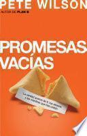 Promesas vacías