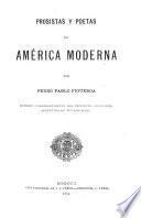Prosistas y poetas de América moderna