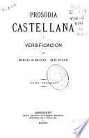 Prosodia castellana