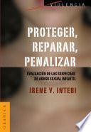 Proteger, reparar, penalizar