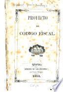 Proyecto de código fiscal
