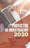 Proyectos De Investigación 2020