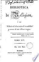 Proyectos de los incredulos sobre la destrucción de los Regulares y los masivos de los bienes eclesiásticos...