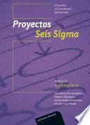 Proyectos Seis Sigma