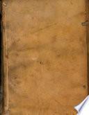 Prueua de la Purissima Concepciõ de la Virge Maria S.a N.a