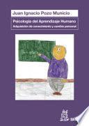 Psicología del Aprendizaje Humano: Adquisición de conocimiento y cambio personal