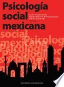 PSICOLOGÍA SOCIAL MEXICANA