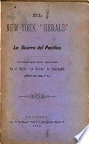 Publicaciones heches en el diario La Nación de Guayaquil, años de 1883-y84