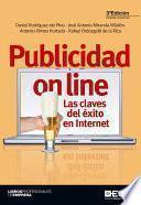 Publicidad online las claves del éxito en Internet