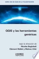 QGIS y las herramientas genéricas