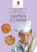 Quiches y pizzas