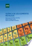 Química de los elementos metálicos