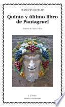 Quinto y último libro de Pantagruel