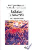 Radicalizar la democracia