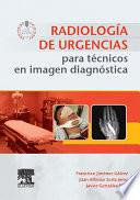 Radiología de urgencias para técnicos en imagen diagnóstica + acceso web