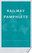 Railway pamphlets