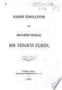 Rasgos biograficos del brigadier general Don V. F.