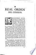 Real Orden del Consejo... con motivo de varios recursos... manifestando en ellos que muchos religiosos... se mantenian fuera de sus claustros por largo tiempo a pretexto de recoger limosnas...
