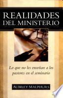 Realidades del ministerio