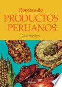 Recetas de productos peruanos