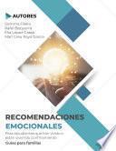Recomendaciones Emocionales para Estudiantes en Confinamiento - Guía para Familias
