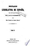 Recopilación concordada y comentada de la colección legislativa de España para el uso de los juriconsultos, 4